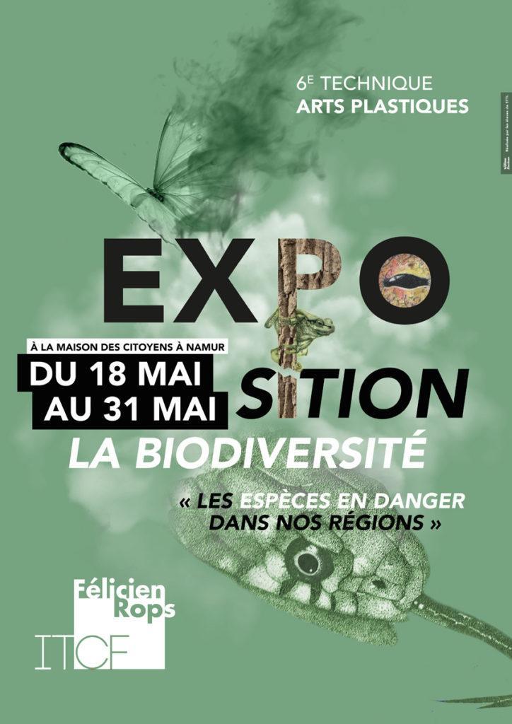 Exposition - La biodiversité